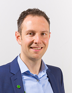 Thorsten Vogt - Vorstand Deutsche Glücks-Stiftung